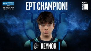 Reynor is your IEM Katowice 2021 Starcraft II champion