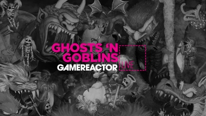 Ghosts 'n Goblins Resurrection - Livestream Replay